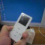 速攻で壊れた偽iPod
